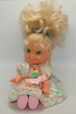 Vintage Mattel Cherry Merry Muffin Doll Cupcake Cake Theme Lily Vanilly Vanily