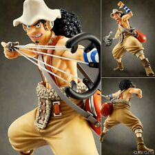 Collections Anime Figure Toy One Piece Usopp Figurine Statues 22cm