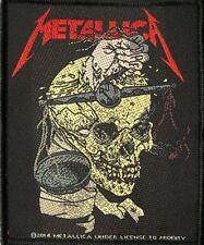 "Metallica ricamate/Patch # 50 ""Harvester of Sorrow"""