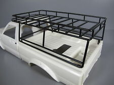 Metal Contractor Roof Rack for Tamiya RC 1/10 Toyota Hilux Pick up Trail Truck