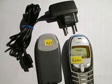 Siemens A 57 Farbe: grau/silber  SIM - Telekom D1 Lader gebraucht Art Nr. 31 P