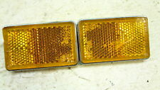1983 Kawasaki KZ750 KZ 750 LTD K335-1' reflector set pair