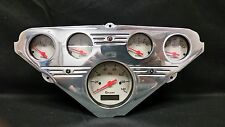 1955 1956 1957 1958 1959 CHEVY TRUCK 5 GAUGE CLUSTER SHARK