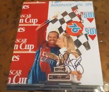 Kyle Petty NASCAR racing driver signed autographed photo