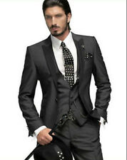 Mens Wedding SUits Bridal Tuxedos Groom Suits Formal Occasion Blazers Customize