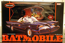 1966 Batmobile w. Batman & Robin Snap Kit, 1:25, Polar Lights 824