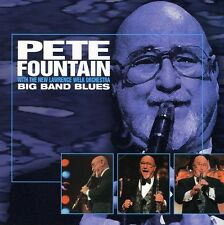 Big Band Blues - Pete & New Lawrence Welk Orch. Fountain (2001, CD NEUF)