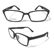 Men Women ULTEM Flexible Myopia Glasses Optical Eyeglass Frame Eyewear RX