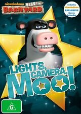 Back At The Barnyard: Lights, Camera, Moo!