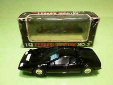 SAKURA 3 FERRARI 365 GTBB  - 1:43 - RARE SELTEN - GOOD IN BOX - made in japan