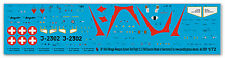 1/72 Decal for Mirage III s Loveland Switzerland 1844