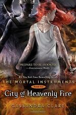 City of Heavenly Fire The Mortal Instruments by Cassandra Clare (Hardcover) NEW