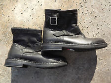TOP SHOP TOPSHOP LADIES WOMENS BLACK BOOT BOOTIE BOOTS SIZE 8.5 NEW VERY NICE