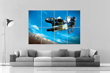 MOTO CROSS EXTREM SPORT 02 Poster Grand format A0 Large