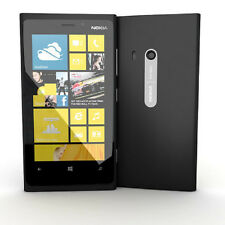 New Nokia Lumia 920 32GB Windows Phone Black Unlocked Smartphone