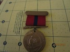 US MARINE CORPS ZEAL GOOD CONDUCT MEDAL named ww 2 II