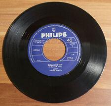 """Single 7"""" Vinyl Vicky - Klipp Und Klar - Medizin Fürs Herz"""