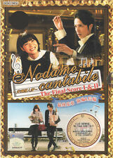 DVD Nodame Cantabile The Final Score I & II ( Eng SUB ) + Free Shipping