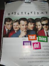 That Thing You Do! : Orig Australian one sheet : 1996