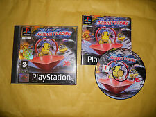 PS1 GAME-XS AIRBOAT RACING-SONY PLAYSTATION-PAL-PS2-PS3-MULTILINGUE-ITALIANO-ITA