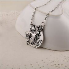 Collana Teen Wolf lupo Allison Argent wolf family necklace