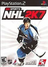 NHL 2K7 - PlayStation 2, Good PlayStation2, Playstation 2 Video Games