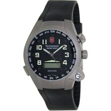 Victorinox Swiss Army ST Titanium 5000 Digital Compass Watch 24837 NEW