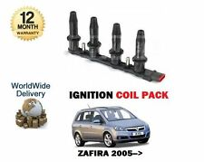 FOR OPEL VAUXHALL ZAFIRA 1.6i 1.8i 4/2004- ON IGNITION COIL PACK COMPLETE