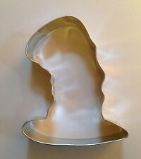 "5"" Floppy Hat/Cat in the Hat Cookie Cutter"