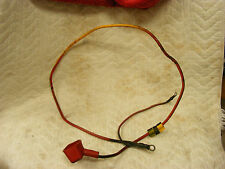 INTERNATIONAL  1250 CUB CADET  TRACTOR  BATTERY CABLE /STARTER CABLE
