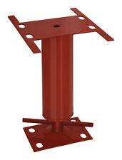 "Tiger Brand Jack Post 4"" Mobile Floor Jack Post Adjusts 12"" - 16""   838956000016"
