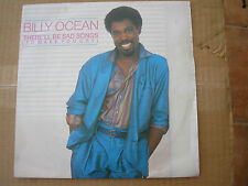 Billy Ocean - There'll be Sad Songs (To Make you Cry) JIVE 117