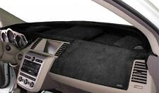 Toyota Tercel 1991-1994 No Clock Velour Dash Cover Mat Black