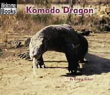 Komodo Dragon (Welcome Books: Animals of the World)-ExLibrary