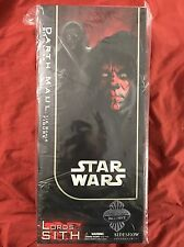Star Wars Sideshow Collectibles Darth Maul Sith 1/6 Exclusive New