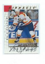 RAY SHEPPARD - 1997/98 BE A PLAYER - AUTOGRAPH / FLORIDA PANTHERS