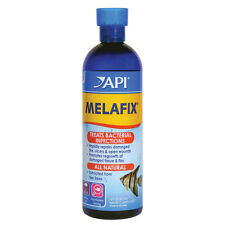 Melafix 16 oz Pond Fish Antibacterial Medication-koi-bacterial infection-ulcers