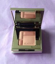 Clarins Powder Blush in 02 Soft Peach 3.7 g BNIB