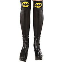 DC Comics Batman Batgirl Boot Tops / Boot Covers - NEW!!