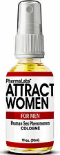 The Secret To ATTRACT Beautiful WOMEN ! PHEROMONES Cologne 1oz phermalabs #020