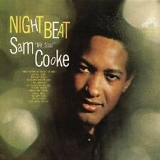 SAM COOKE : NIGHT BEAT (CD) sealed