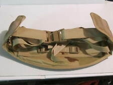 New Molle II Molded Waist Belt, Kidney Pad Desert Camo DCU Alice US Military