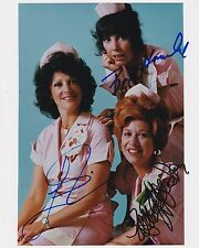 ALICE CAST SIGNED PHOTO D BETH HOWLAND  POLLY HOLLIDAY LINDA LAVIN SHOWSTUFF