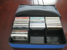 Huge Lot Vtg Classical  Spanish French Music Cassette Tapes 70's 80's 90's Case