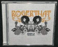 ROGERTHAT - THE VANILLA GORILLAS - RARE '07 PSCH ROCK GEM/UK IMPORT/8p BKLT/EX+