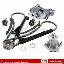 01-04 FORD Timing Chain Water Pump Oil Pump Kit W/O Cam Gears 5.4L SOHC V8 F-150