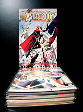 COMICS: Astro City (vol 2) #1/2, 1-22 (1990s) - RARE (batman/flash/atom/arrow)
