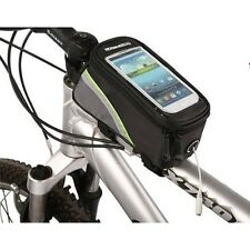 Cycling Bike Bicycle Frame Pannier Front Tube Bag Pouch For 5.5in iPhone 6 Plus