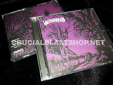 WINDHAND s/t CD JEWEL CASE stoner doom metal cough electric wizard yob conan NEW