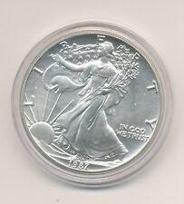 1987 UNITED STATES/USA/US/STATI UNITI, ONE Dollar Liberty  (Aquila) Argento FDC